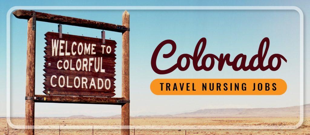 Colorado travel nursing