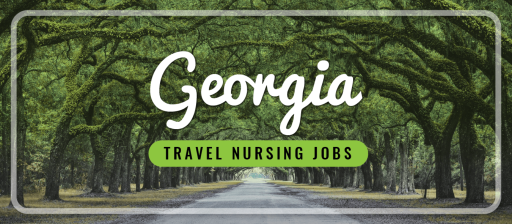 Georgia Travel Nursing Jobs