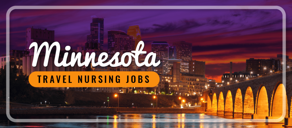 Minnesota Travel Nursing Jobs