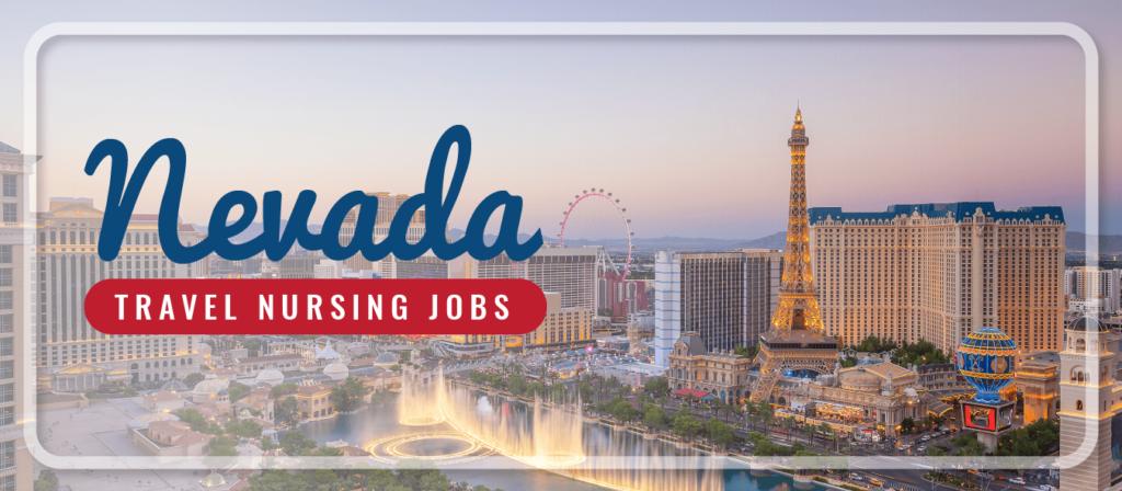 Nevada Travel Nursing Jobs