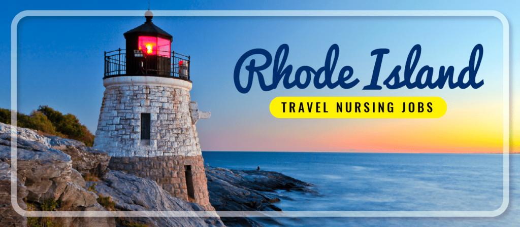 Rhode Island Travel Nursing Jobs
