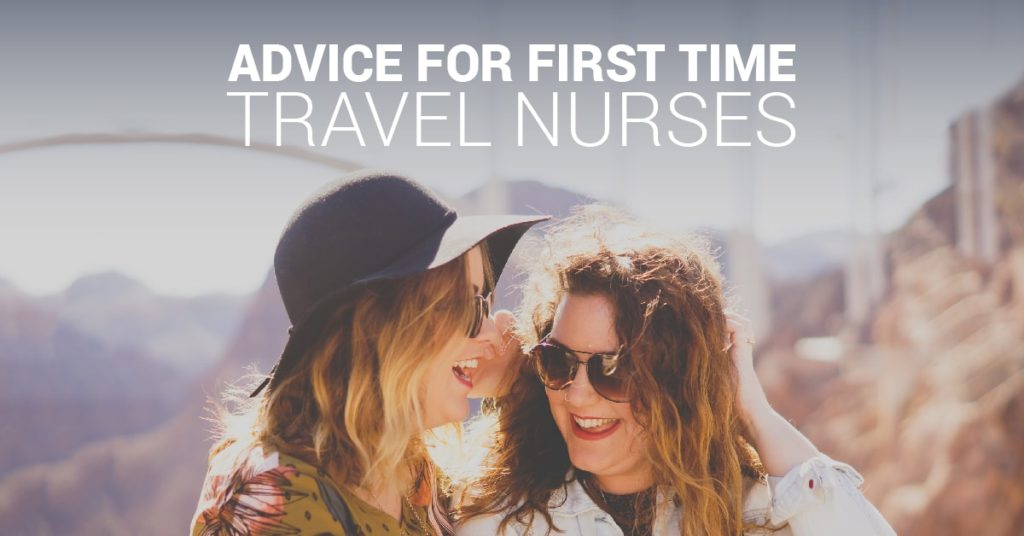 Advice for first time travel nurses