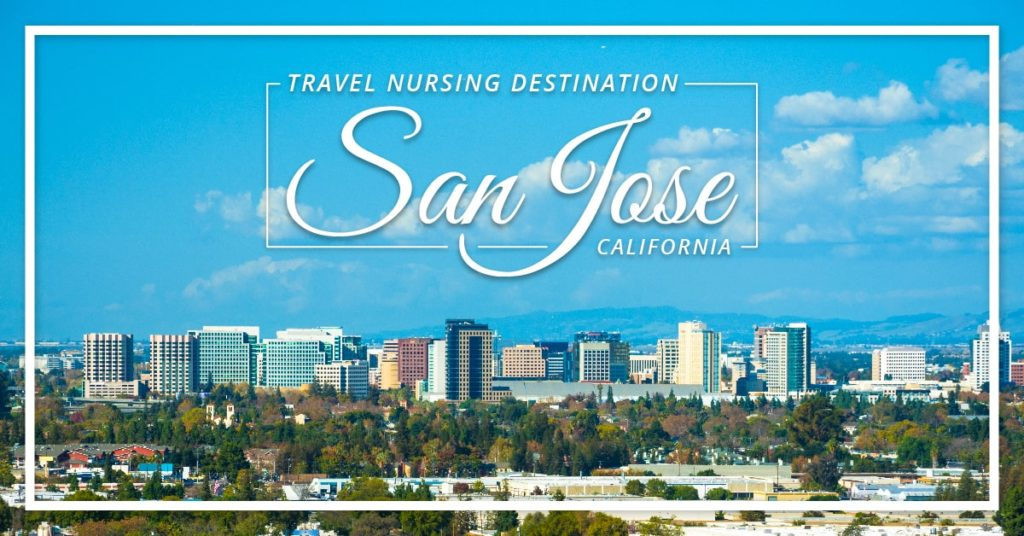 Travel Nursing in San Jose