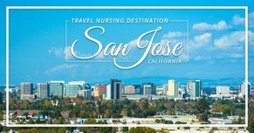 Travel Nursing in San Jose