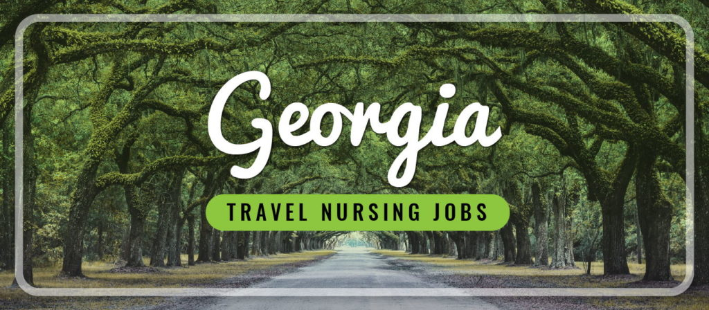 Georgia Travel Nursing Jobs