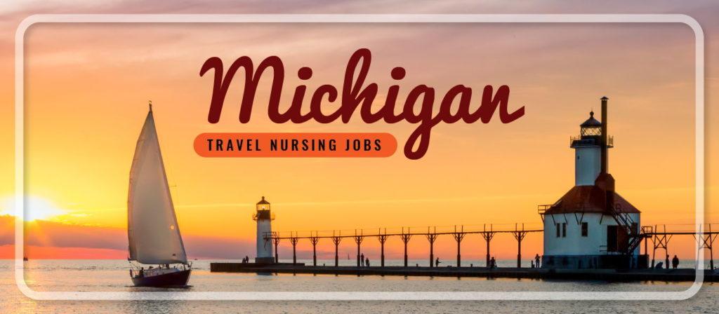 Michigan Travel Nursing Jobs