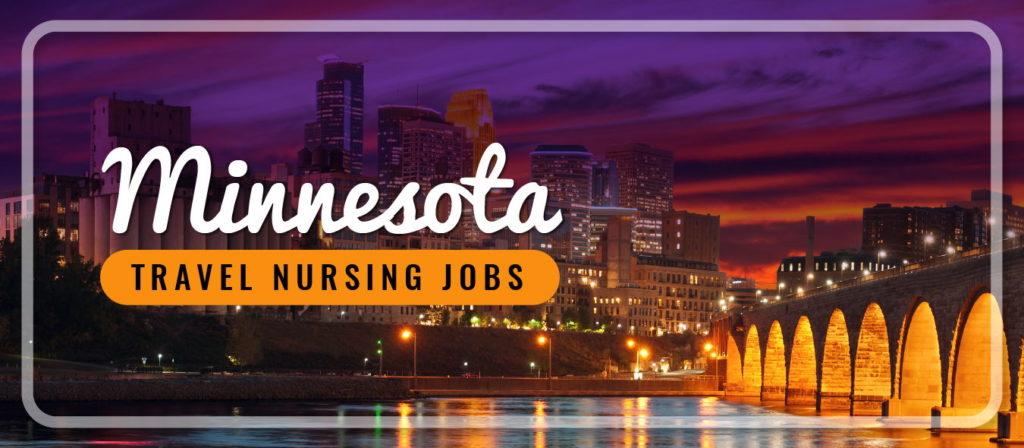 Minnesota Travel Nursing Jobs